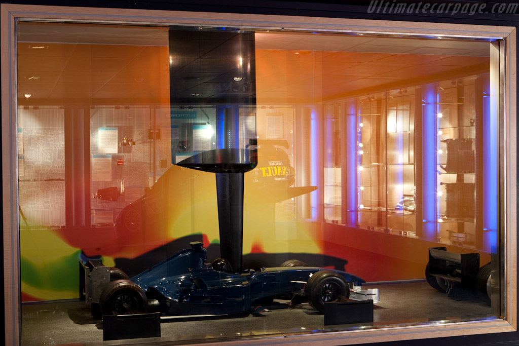 Wind-tunnel Model    - Four Decades of Williams in Formula 1