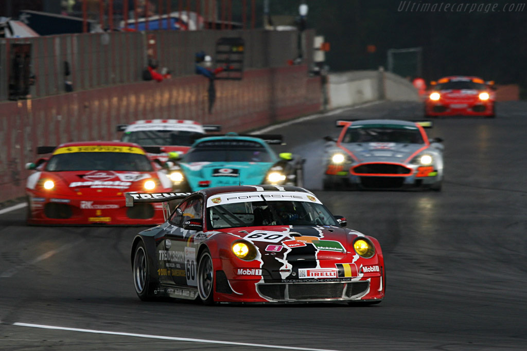 A mixed bag - Chassis: WP0ZZZ99Z7S799929   - 2007 FIA GT Zolder