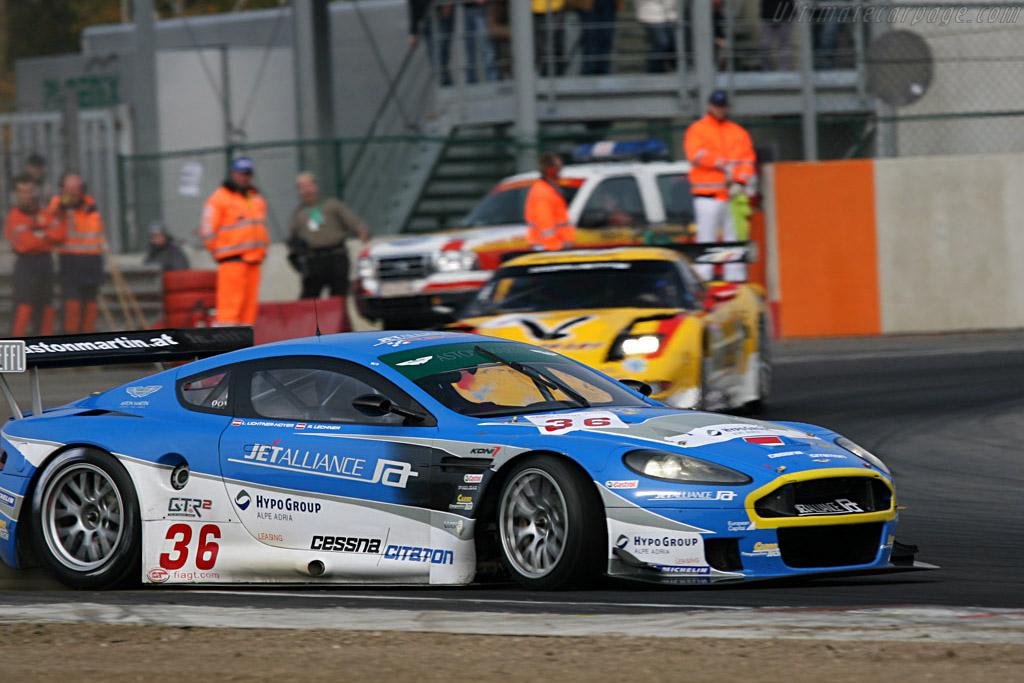 Aston Martin DBR9 - Chassis: DBR9/105  - 2007 FIA GT Zolder