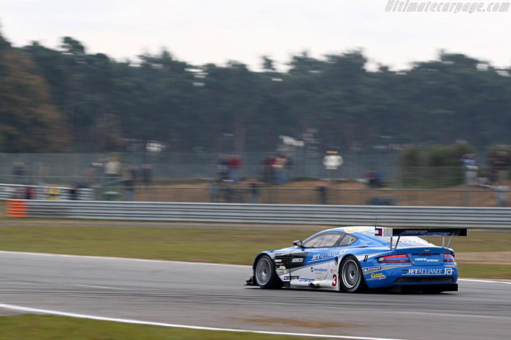Aston Martin DBR9 - Chassis: DBR9/103   - 2007 FIA GT Zolder
