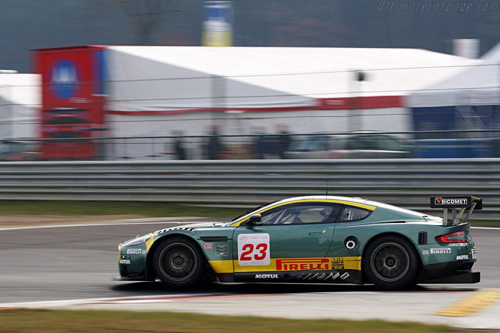 Aston Martin DBR9 - Chassis: DBR9/8   - 2007 FIA GT Zolder
