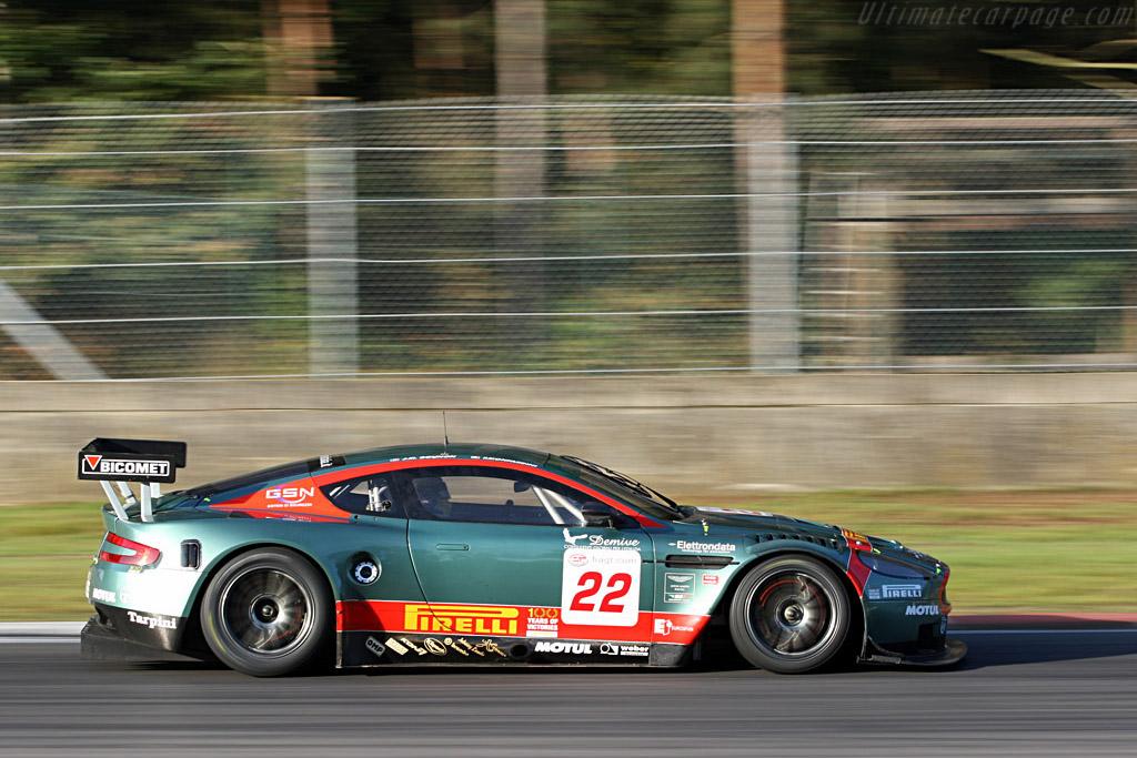 Aston Martin DBR9 - Chassis: DBR9/6   - 2007 FIA GT Zolder