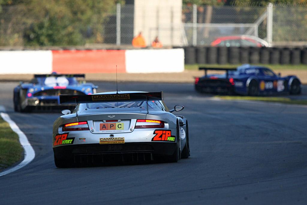 Aston Martin DBR9 - Chassis: DBR9/106   - 2007 FIA GT Zolder