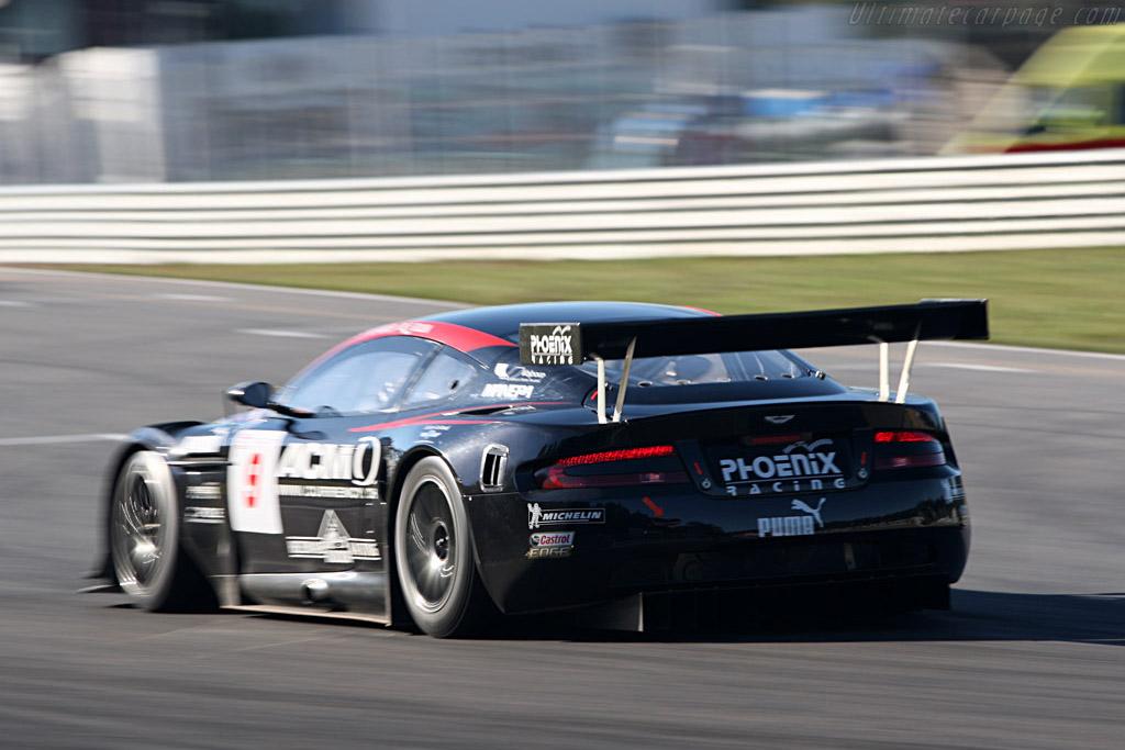 Aston Martin DBR9 - Chassis: DBR9/104   - 2007 FIA GT Zolder
