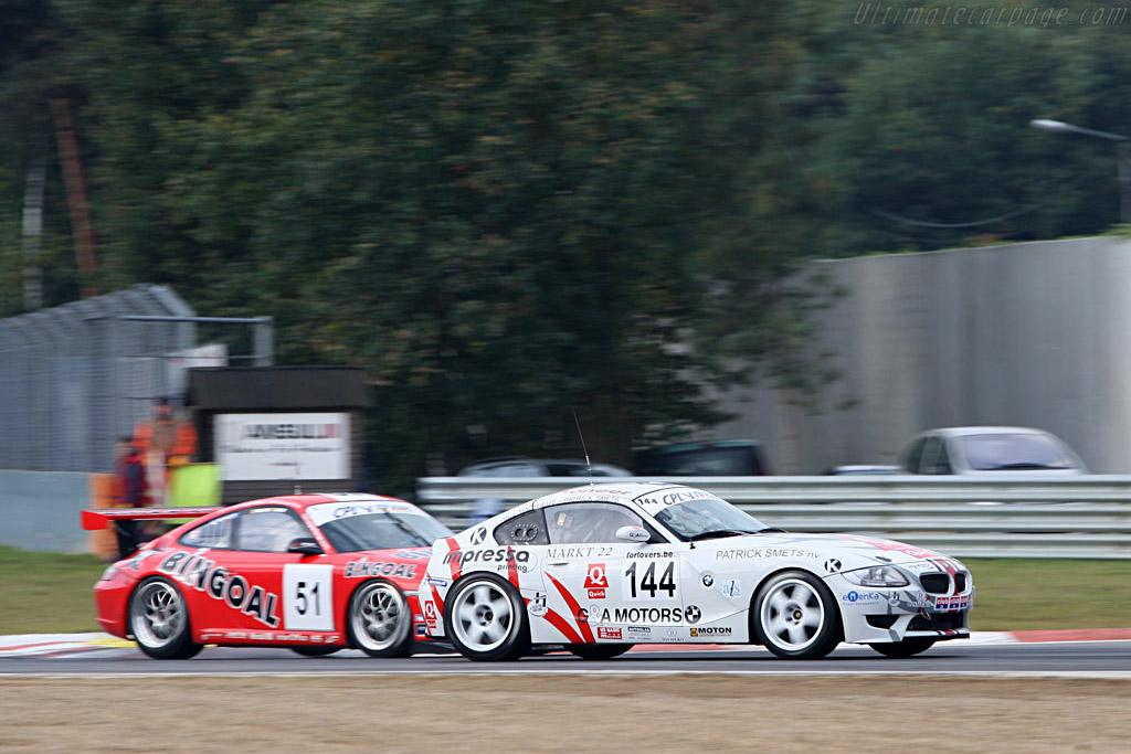 Bmw Z4 M Coupe Gt4 2007 Fia Gt Zolder