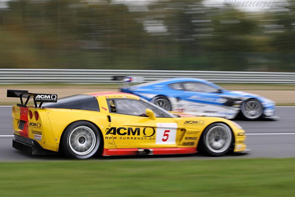 Chevrolet Corvette C6.R - Chassis: 001  - 2007 FIA GT Zolder