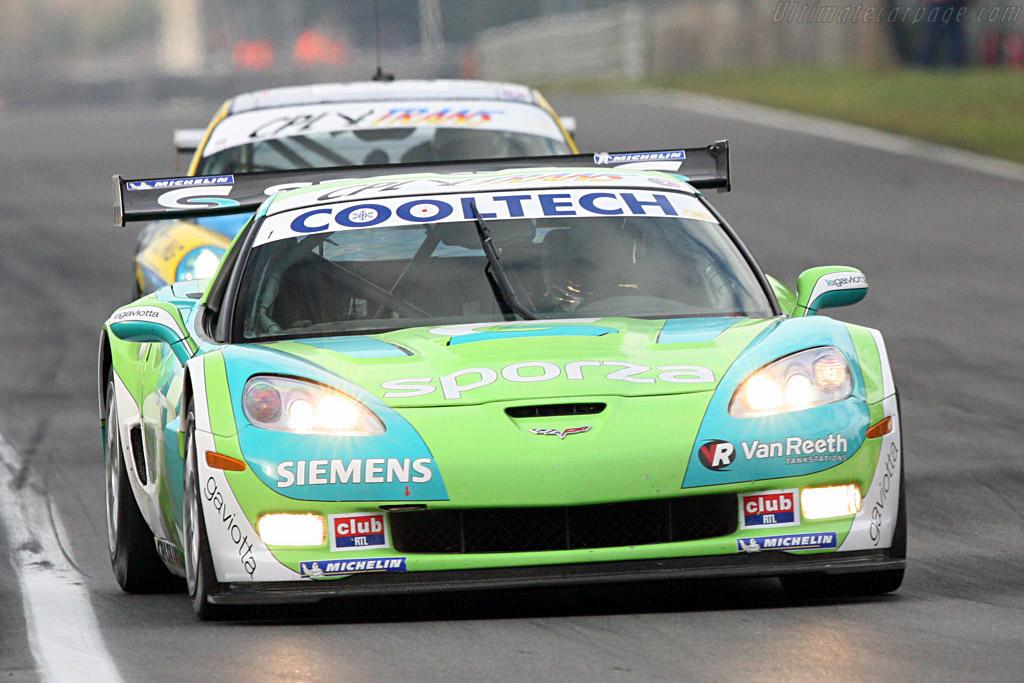 Chevrolet Corvette Z06 GT3    - 2007 FIA GT Zolder