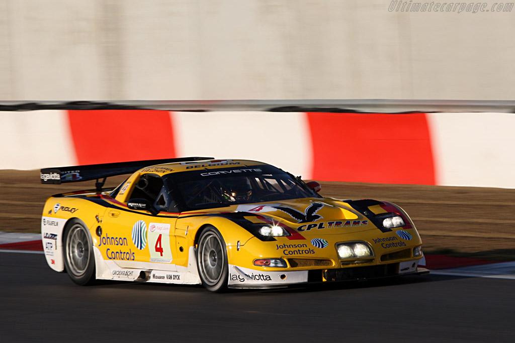 Corvette C5-R - Chassis: 011   - 2007 FIA GT Zolder