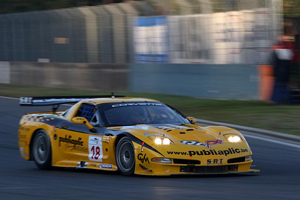 Corvette C5-R - Chassis: 007   - 2007 FIA GT Zolder