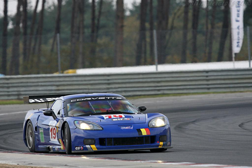 Corvette C6.R - Chassis: 002   - 2007 FIA GT Zolder