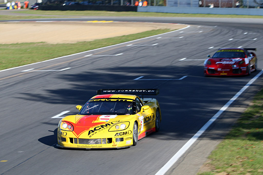 Corvette C6.R - Chassis: 001   - 2007 FIA GT Zolder