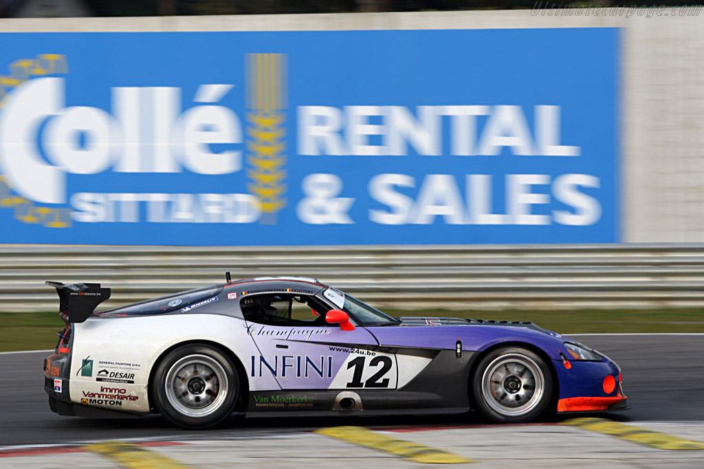 Dodge Viper Competition Coupe    - 2007 FIA GT Zolder