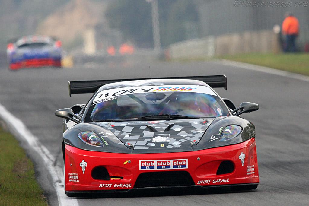 Ferrari F430 GT3    - 2007 FIA GT Zolder