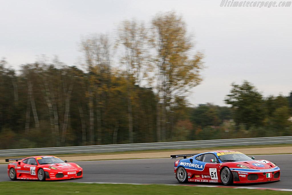 Ferrari F430 GTC - Chassis: 2464   - 2007 FIA GT Zolder