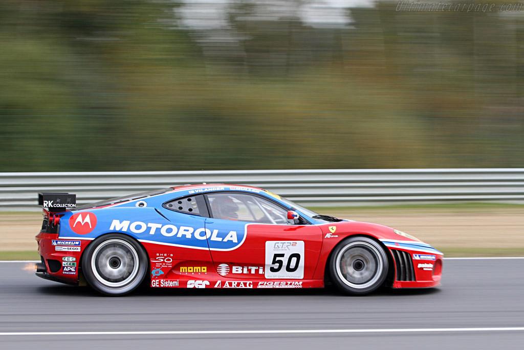 Ferrari F430 GTC - Chassis: 2462   - 2007 FIA GT Zolder