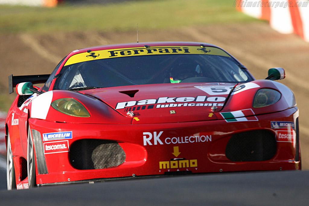 Ferrari F430 GTC - Chassis: 2482  - 2007 FIA GT Zolder
