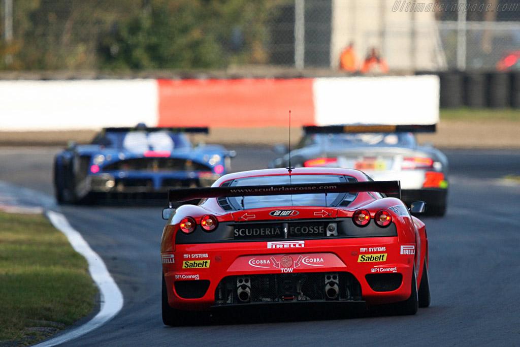 Ferrari F430 GTC - Chassis: 2468   - 2007 FIA GT Zolder