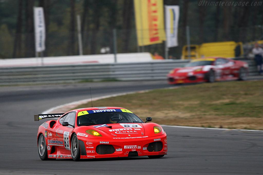 Ferrari F430 GTC - Chassis: 2418   - 2007 FIA GT Zolder