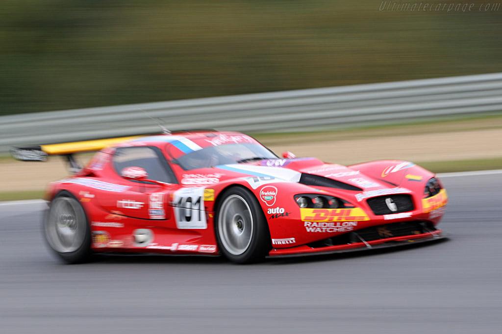 Gillet Vertigo    - 2007 FIA GT Zolder