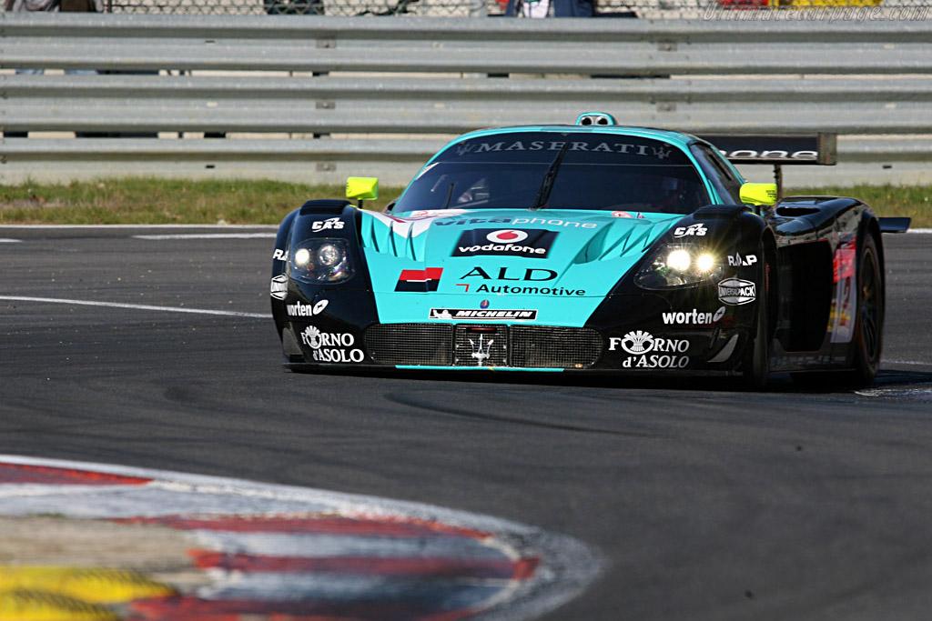 Maserati MC12 GT - Chassis: 15439  - 2007 FIA GT Zolder