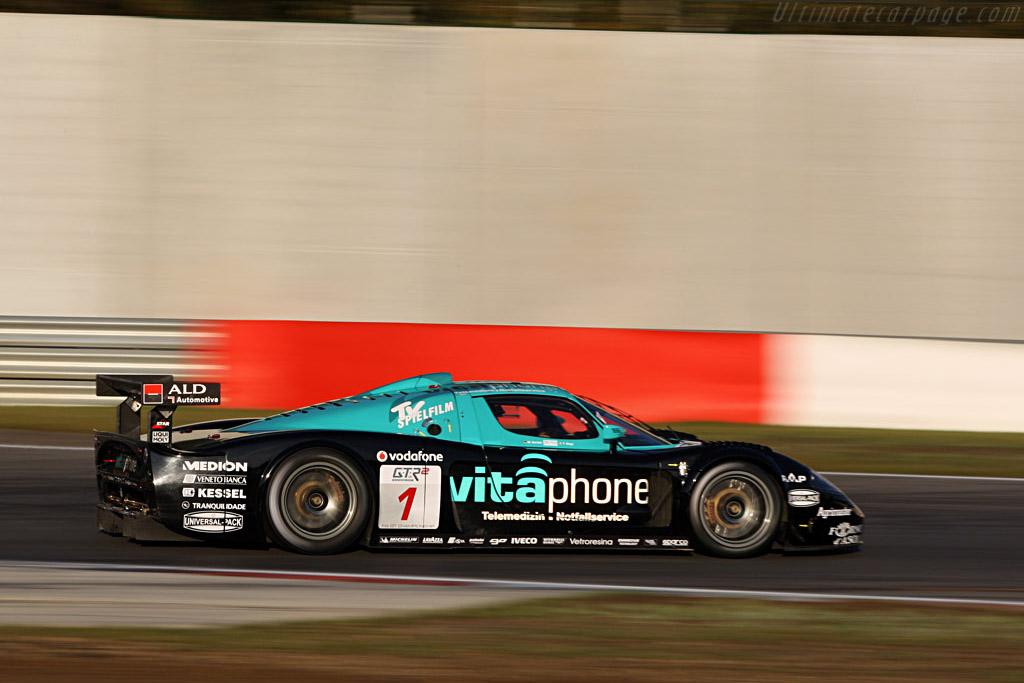 Maserati MC12 GT - Chassis: 15445   - 2007 FIA GT Zolder