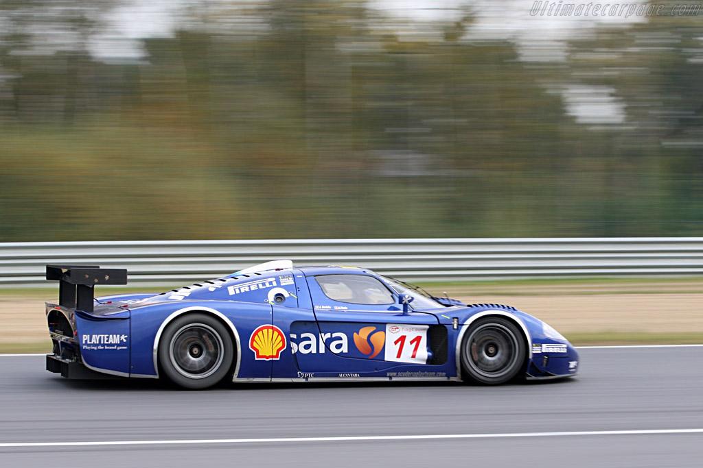 Maserati MC12 GT - Chassis: 15443   - 2007 FIA GT Zolder