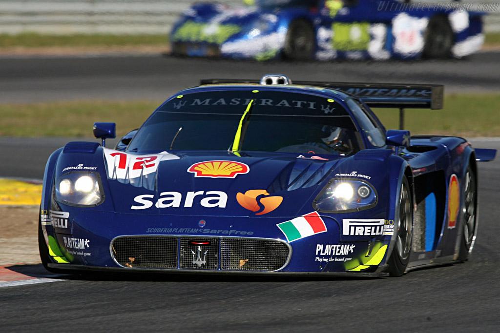 Maserati MC12 GT - Chassis: 22797   - 2007 FIA GT Zolder