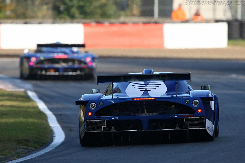 Maserati MC12 GT - Chassis: 15441   - 2007 FIA GT Zolder