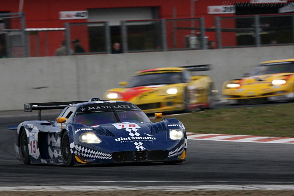 Maserati MC12 GT - Chassis: 15444   - 2007 FIA GT Zolder