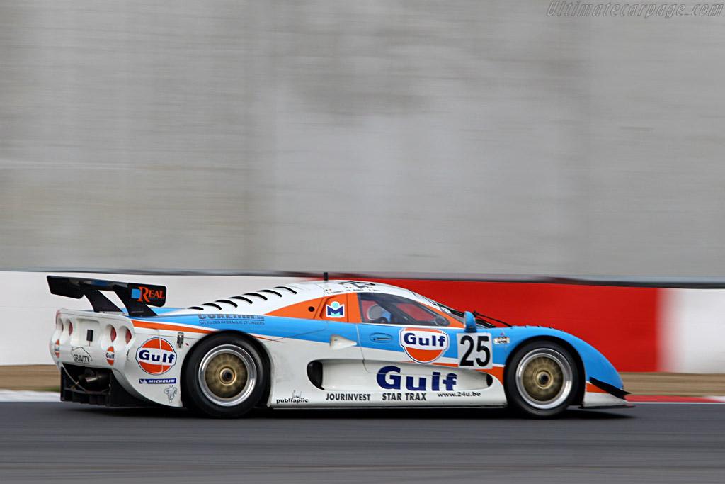 Mosler MT900 GT3    - 2007 FIA GT Zolder