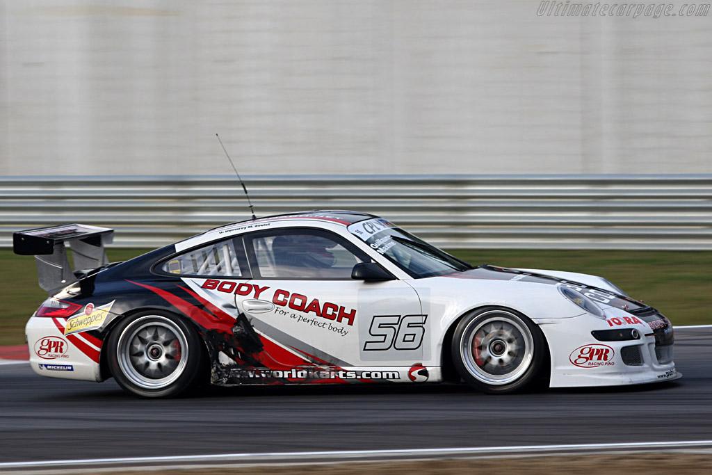 Porsche 997 GT3 Cup    - 2007 FIA GT Zolder