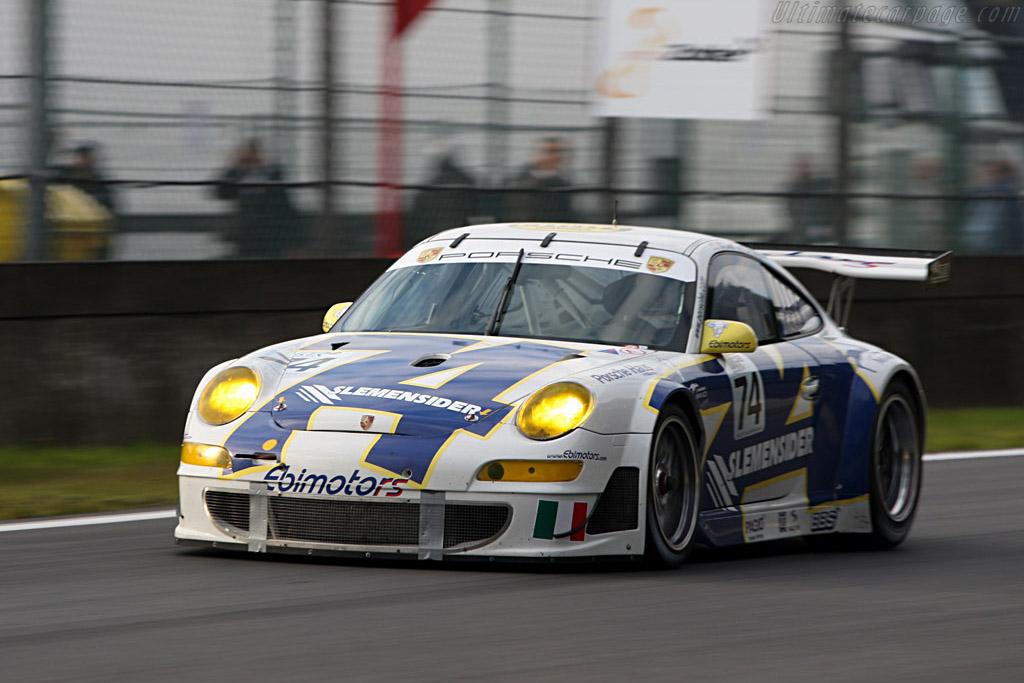Porsche 997 GT3 RSR - Chassis: WP0ZZZ99Z7S799946   - 2007 FIA GT Zolder