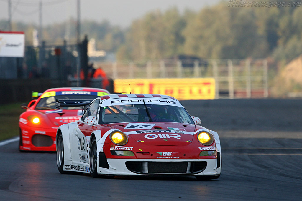 Porsche 997 GT3 RSR - Chassis: WP0ZZZ99Z7S799921   - 2007 FIA GT Zolder
