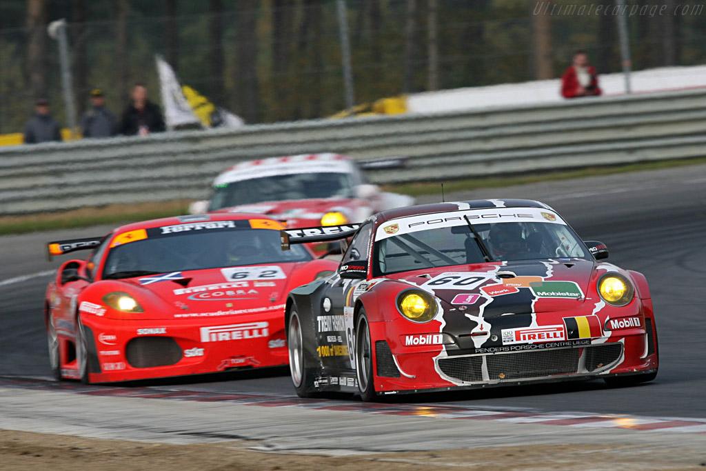 Porsche 997 GT3 RSR - Chassis: WP0ZZZ99Z7S799929   - 2007 FIA GT Zolder