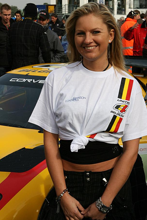 United 4 Belgium - Chassis: 011   - 2007 FIA GT Zolder