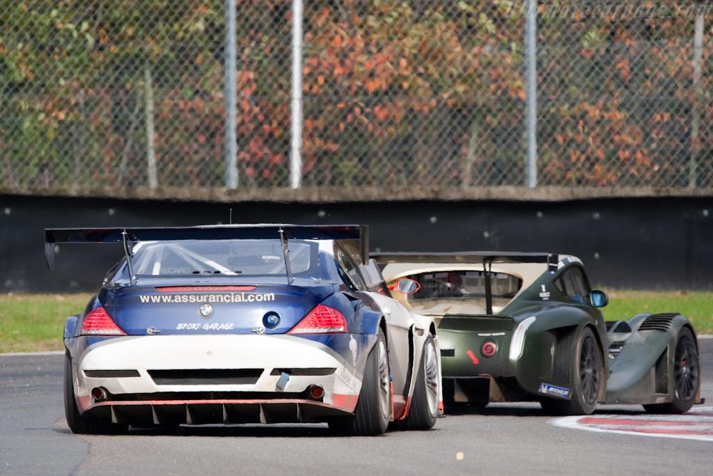 Alpina B6 GT3 - Chassis: WAPB6GT309AH14003   - 2009 FIA GT Zolder