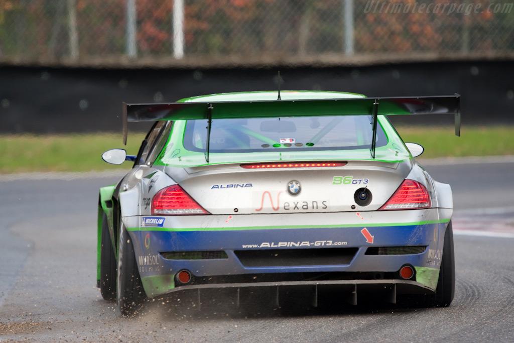 Alpina B6 GT3 - Chassis: WAPB6GT309AH14005   - 2009 FIA GT Zolder