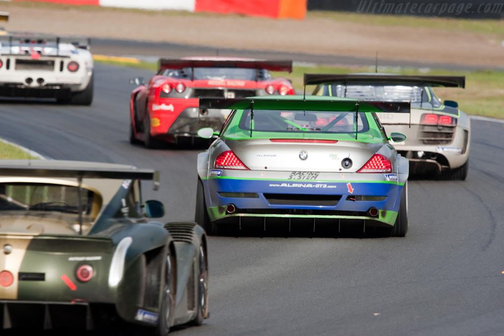 Alpina B6 GT3 - Chassis: WAPB6GT309AH14001   - 2009 FIA GT Zolder