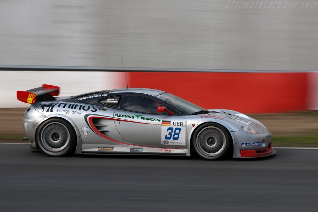 Ascari KZ1-R - Chassis: A9LPNKZ1CA074019   - 2009 FIA GT Zolder