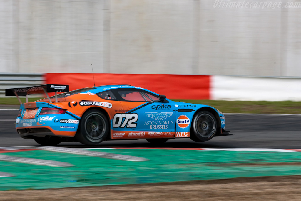 Aston Martin DBR9S - Chassis: DBRS9/21   - 2009 FIA GT Zolder
