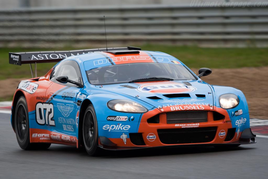Aston Martin DBRS9 - Chassis: DBRS9/21   - 2009 FIA GT Zolder