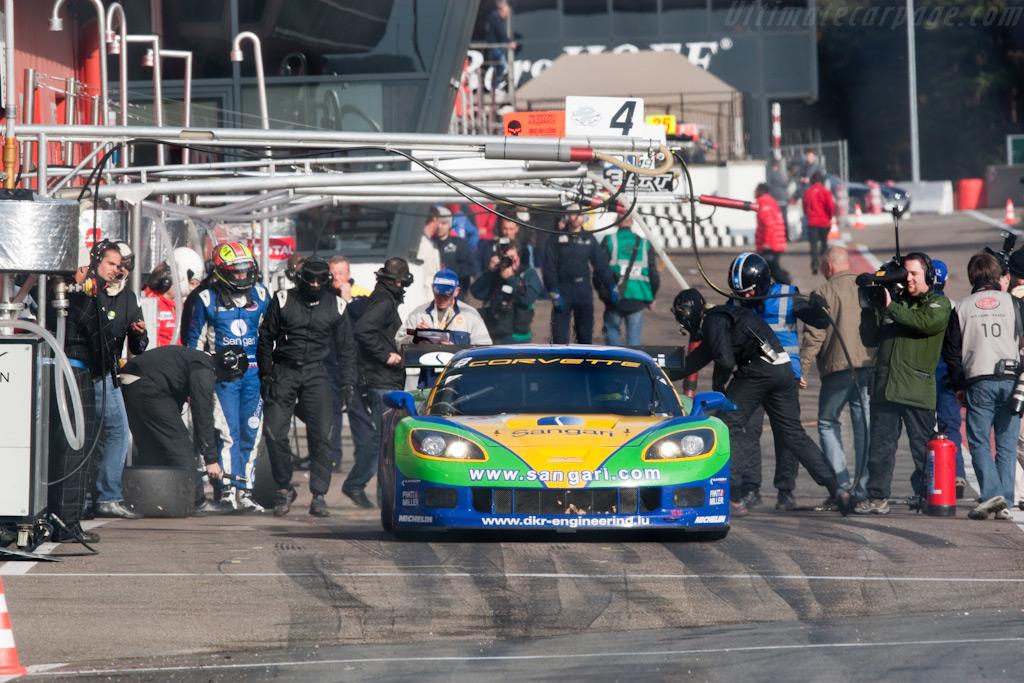 Brazilian Corvette - Chassis: 002   - 2009 FIA GT Zolder