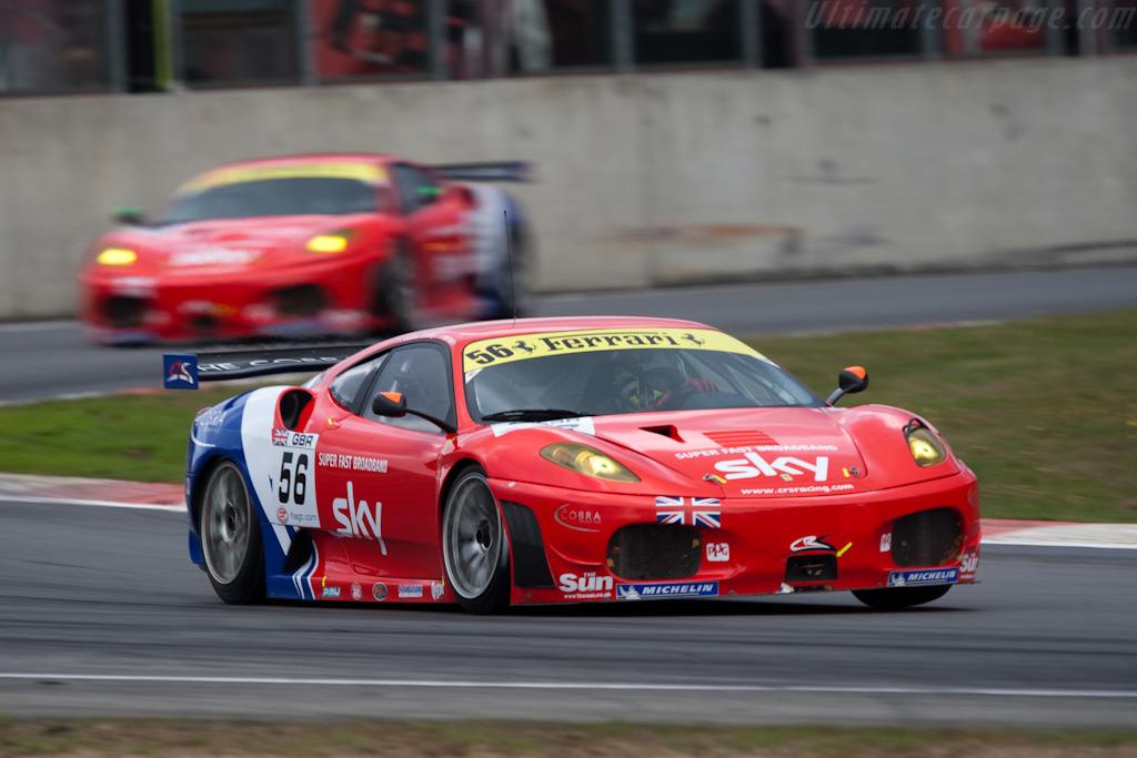 CRS Scuderia Ferrari - Chassis: 2618   - 2009 FIA GT Zolder