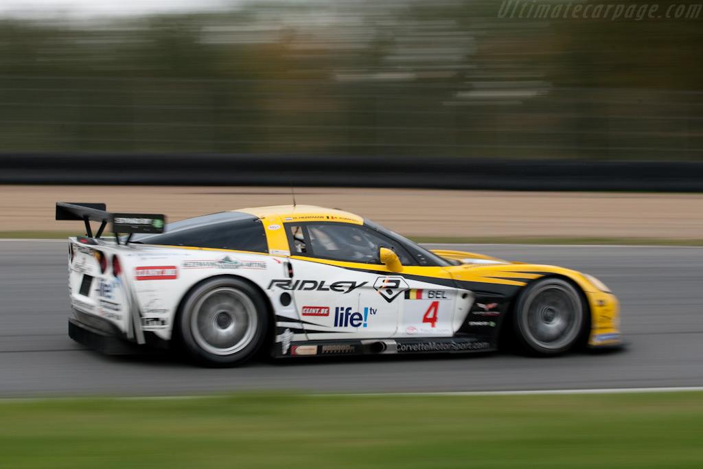 Chevrolet Corvette C6.R - Chassis: 005   - 2009 FIA GT Zolder