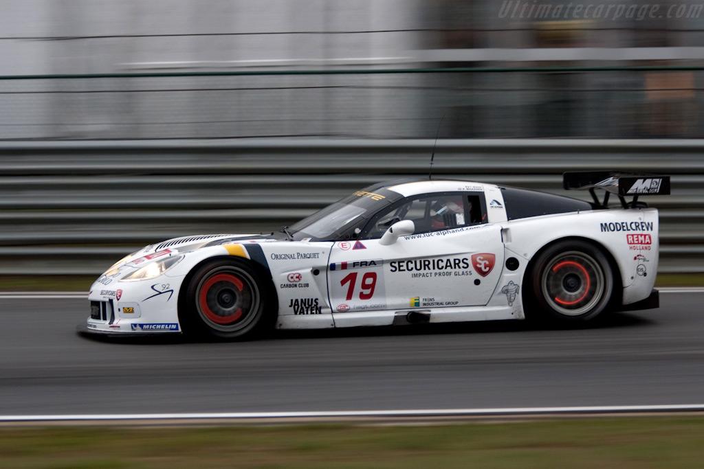 Chevrolet Corvette C6.R - Chassis: 004   - 2009 FIA GT Zolder