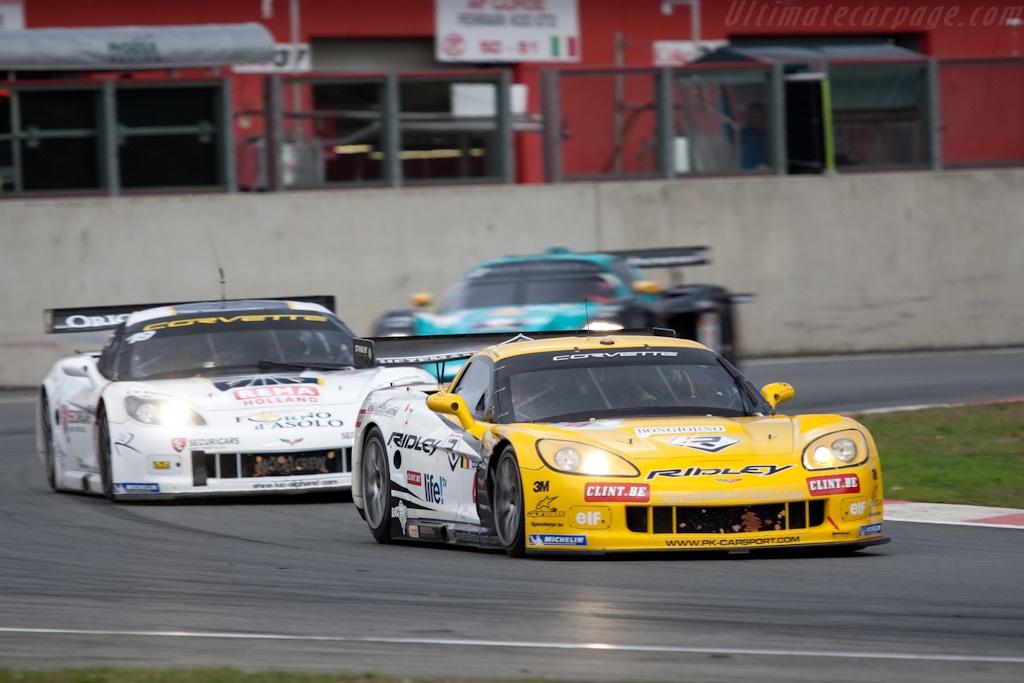 Corvettes - Chassis: 005   - 2009 FIA GT Zolder