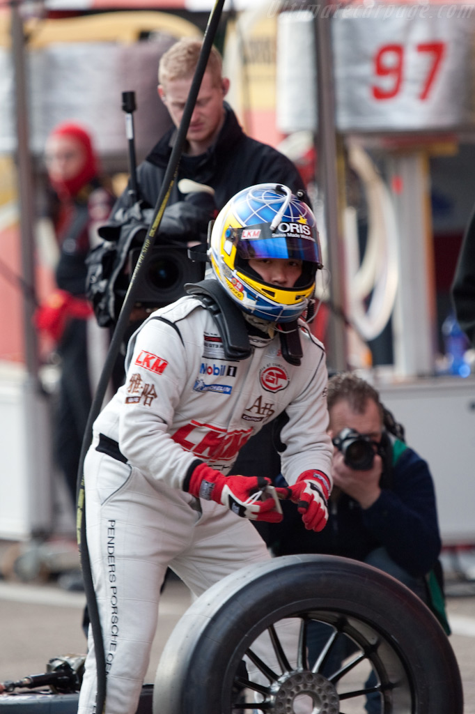 Darryl O'Young    - 2009 FIA GT Zolder