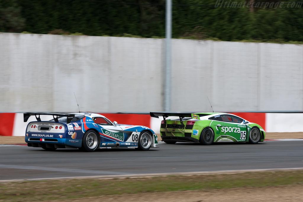 Dodge Viper Competition Coupe    - 2009 FIA GT Zolder