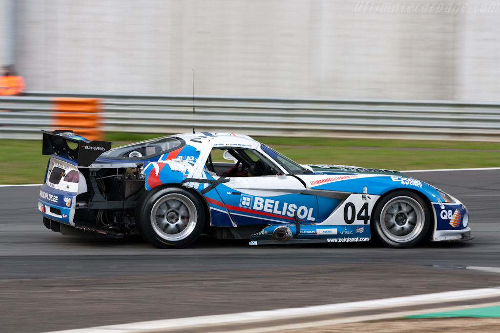 Dodge Viper Competition Coupe    - 2009 FIA GT Zolder