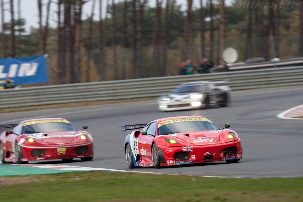 Ferrari F430 GTC - Chassis: 2418   - 2009 FIA GT Zolder